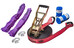 Elephant Slacklines Freak Flash'line-Set - Slackline 25 m - rose